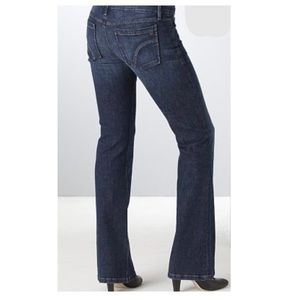 """Joes Provocateur Bootcut Jeans in Camille 8"""" Rise"""